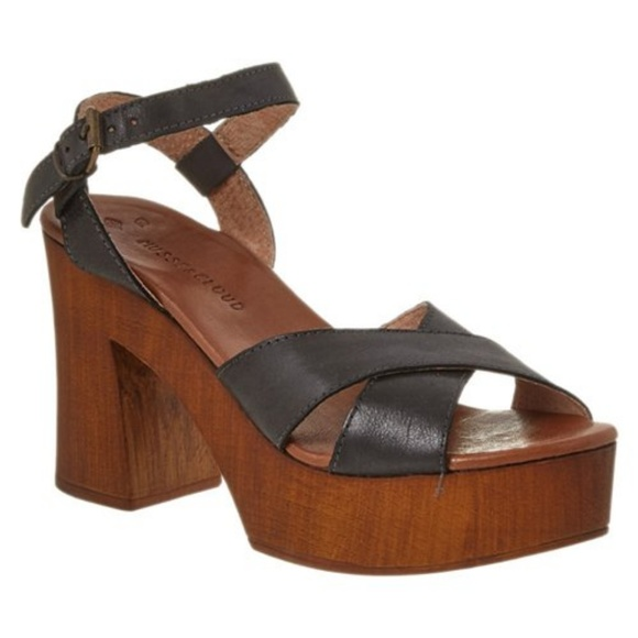 1e378f40ed03 Anthropologie Shoes - Musse and Cloud Miley Platform Sandal